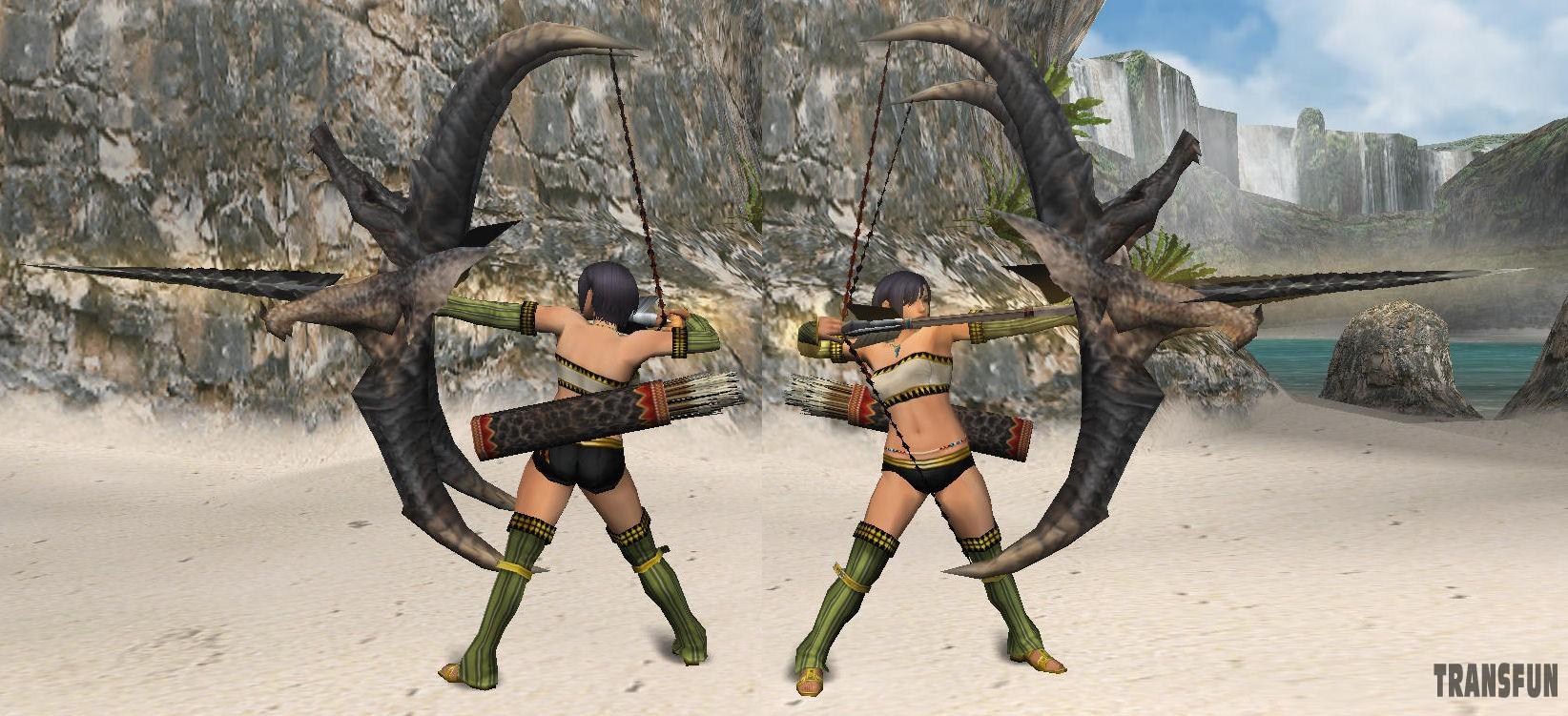 怪物猎人/MH 老玩家弓箭手心得 - 关于走位、集气、距离和弓的选择
